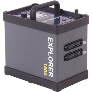 Bowens Explorer 1500, 2 Channel Battery Generator: Picture 1 regular