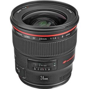 Canon EF 24mm f/1.4L II USM Lens - Refurbished: Picture 1 regular