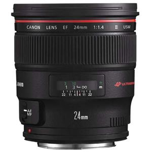 Canon EF 24mm f/1.4L USM AutoFocus Wide Angle L...: Picture 1 regular