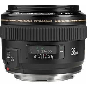 Canon EF 28mm f/1.8 Wide Angle Auto Focus Lens ...: Picture 1 regular
