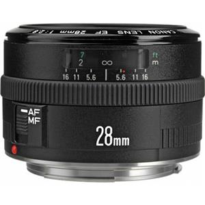 Canon EF 28mm f/2.8 Lens, USA: Picture 1 regular