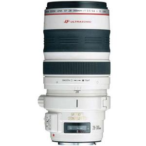 Canon EF 28-300mm f/3.5-5.6L IS USM AutoFocus Wide Angle Telephoto Zoom Lens 9322A005AA
