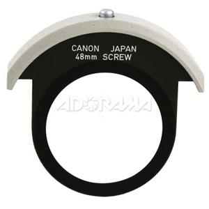 Canon 48 Drop-in Filter Holder (Accepts 48mm Screw-in filters) 2611A001