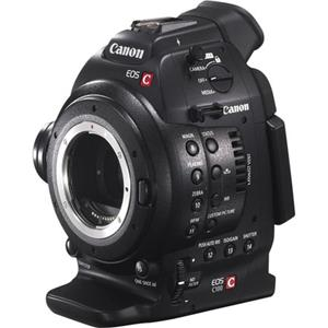 Canon C100 EF: Picture 1 regular