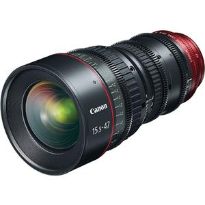 Canon CN-E15.5-47mm T2.8 L S Wide-Angle Cinema Zoom Lens with PL Mount: Picture 1 regular