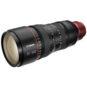 Canon CN-E 30-300mm T2.95-3.7 L SP PL Mount Cinema Zoom Lens 6142B001