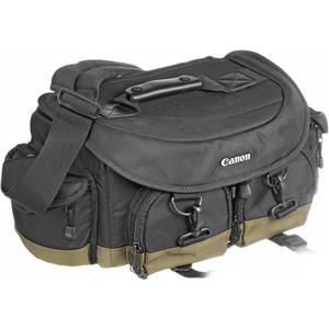Canon 1-EG Professional Gadget Bag, Black with Olive: Picture 1 regular