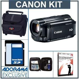 Canon VIXIA HF M52 High Definition 32GB Internal Flash Memory Camcorder 6093B004 K