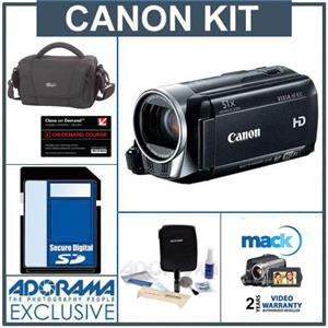 Canon VIXIA HF R32 High Definition 32GB Internal Flash Memory Camcorder 5975B003 K