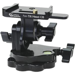 Custom Brackets Panning & Tilting Head with Custom Brackets Quick Release: Picture 1 regular