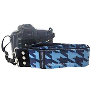 Capturing Couture Men's Alex Blue 2 inch SLR/DSLR Strap: Picture 1 regular