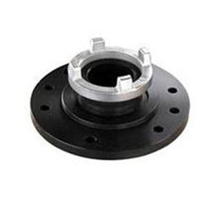 Cartoni Replacement C40S Tie-Down Castle Nut for Flat Base Video Heads. #K489: Picture 1 regular
