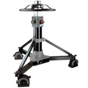 Cartoni P5K01 Pedestal System with C40 Fluid Head: Picture 1 regular
