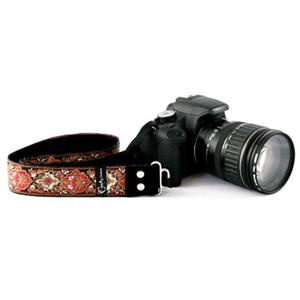 Capturing Couture Rose Baroque 1.5 inch SLR/DSLR Strap: Picture 1 regular