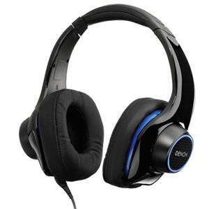 Denon Urban Raver AH-D400 Over-Ear Headphones AH-D400