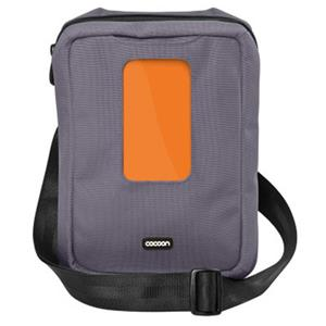 Cocoon Gramercy CGB150 Messenger Sling for iPad, Gray: Picture 1 regular