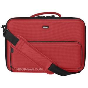Cocoon Chelsea - CLB356 Laptop Attache Case in Red: Picture 1 regular