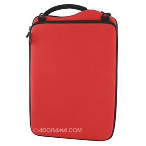 Cocoon CNS360 Neoprene Notebook Case- RacingRed, 11in: Picture 1 regular