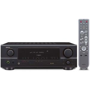 Denon DRA-297 AM/FM Satellite-Ready Stereo Receiver DRA-297