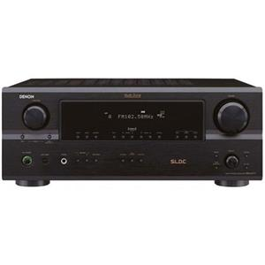 Denon DRA-697CI Multi Source/Multi Zone AM/FM Stereo Receiver DRA-697CI