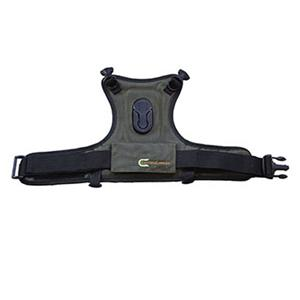 Cotton Carrier Vest for 1 Camera (Vest Only) - Green: Picture 1 regular