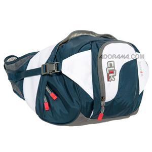 Clik Elite Seeker Waist Pack - Blue: Picture 1 regular