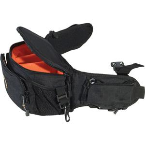 Sun Sniper Waist Bag for Triple Press Harness, Black: Picture 1 regular