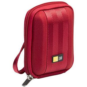 Case Logic QPB-201 Compact Photo / Video Camera Case QPB201 RED