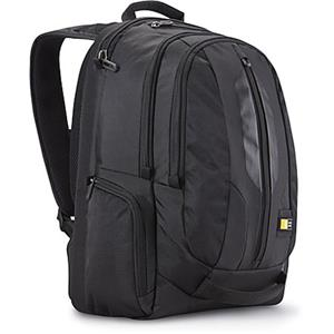 "Case Logic RBP-117 15.6"" Laptop Backpack RBP-115 BLACK"