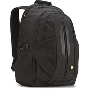 Case Logic RBP-117 17.3 inch Laptop Backpack, Color: Black. #RBP-117 BLACK: Picture 1 regular