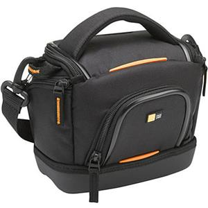 Case Logic SLDC-203 Medium Camcorder System Case, Black: Picture 1 regular