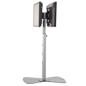 Chief MF26000 Medium Flat Panel Dual Display Floor Stand without Interface MF26000S