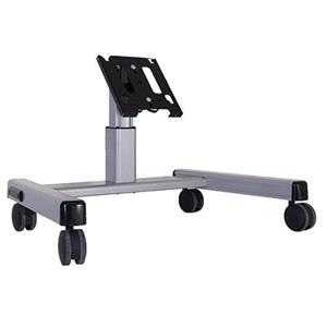 Chief MFQU 2' Medium Confidence Monitor Cart MFQUS