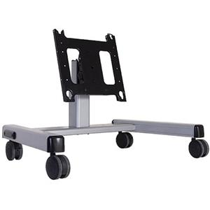 Chief PFQU 2ft Large Confidence Monitor Cart, Black: Picture 1 regular