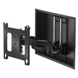 "Chief PNRIWU 22"" Large Low-Profile In-Wall Swing Arm Mount PNRIWUB"