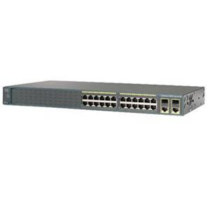 Cisco Catalyst 2960 24 10/100 8 PoE Ethernet Switch WS-C2960-24LC-S