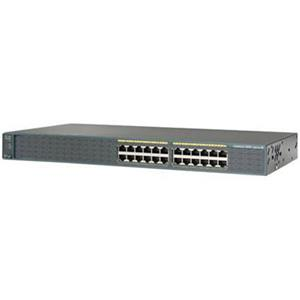 Cisco Catalyst 2960 24 10/100 (8 PoE) Ethernet Switch WS-C2960-24LT-L