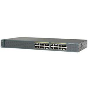 Cisco Catalyst 2960 24-Port 10/100 Ethernet Switch WS-C2960-24-S