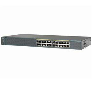 Cisco Catalyst 2960s 24-Port Gigabit Ethernet Switch WS-C2960S-24TS-S
