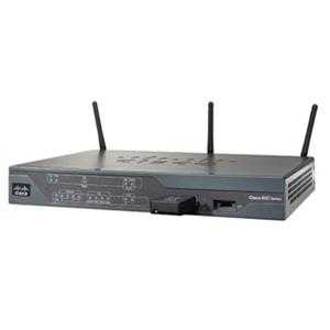 Cisco 886 Integrated Services ADSL2/2+ Annex B Router CISCO886-K9