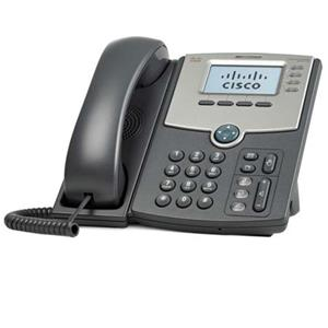 Cisco SPA514G 4-Line IP Phone with 2-Port Gigabit Ethernet Switch: Picture 1 regular