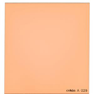 Cokin Orange Conversion/Warming Filter(85/85A)Series A: Picture 1 regular