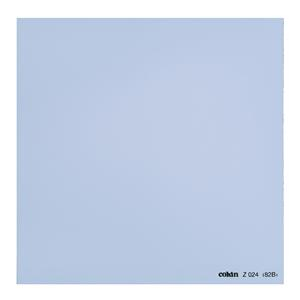 Cokin Z-Pro 82B Blue Color Conversion Filter, 4x4inch: Picture 1 regular