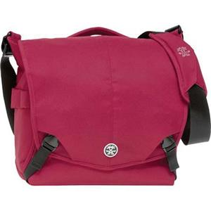 Crumpler 8 Million Dollar Home Shoulder Bag, Red: Picture 1 regular