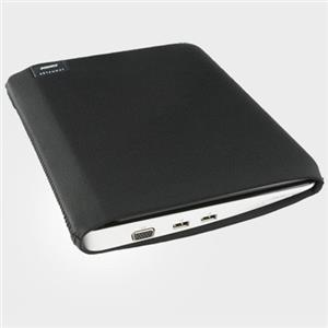 Crumpler The Fug 10 inch Netbook Sleeve, Black: Picture 1 regular
