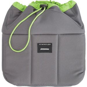 Crumpler The Haven (L) Camera Insert, Grey/Green: Picture 1 regular