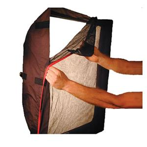 Chimera Double Scrim for Large Pancake Lantern: Picture 1 regular
