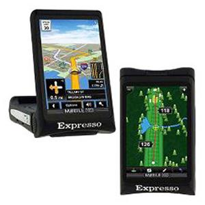 Expresso AG1 Auto/Golf GPS Navigator: Picture 1 regular
