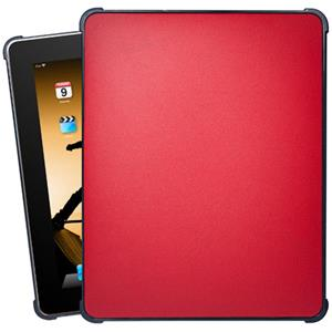 Xgear Silhouette Snap-on Cse F/ipad Red: Picture 1 regular