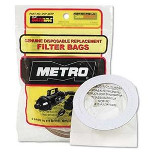 Metro DataVac Disposable Paper Bags DVP26RP